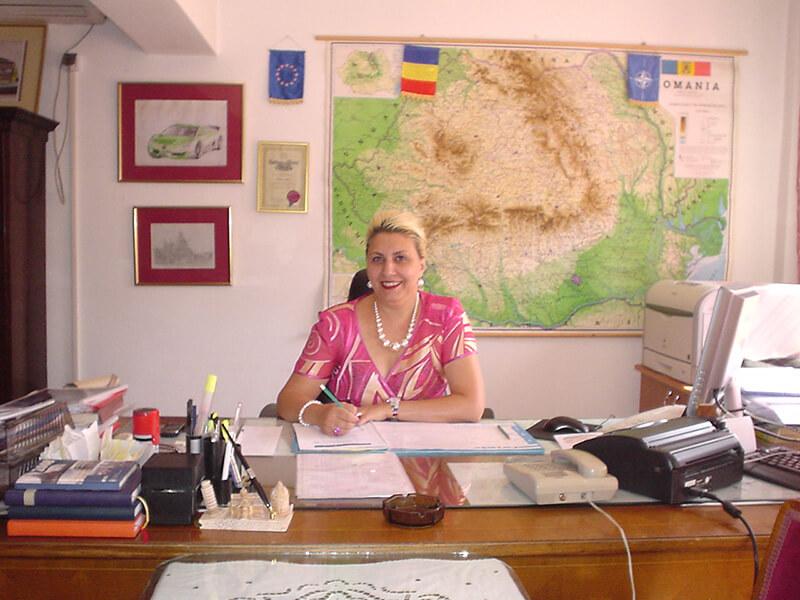 Prof. ing. Nicoleta Gaidoș