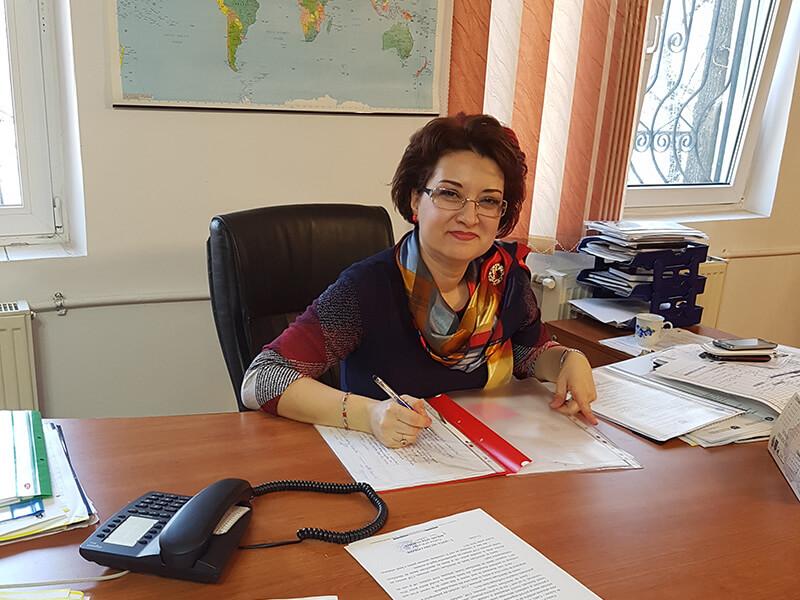 Prof. Nina Hanciuc